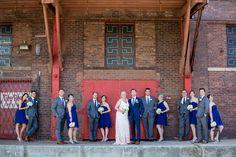 Loyola University Wedding { Ursula and Andrew }Lilly Photography