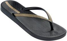 Ana Metallic Flip Flop