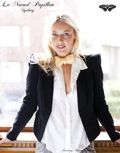 Girls In Bow Ties - Le Noeud Papillon Sydney www.lenoeudpapillon.blogspot.com