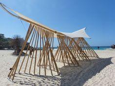 beachcomber sculpture by the sea tamarama bondi beach sydney australia