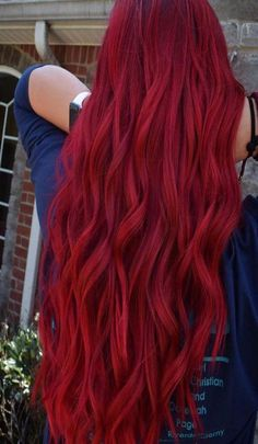 Red Hair Crimson Red Vibrant Bright Fun Hair Color Guy Tang Mydentity Olaplex In. Red Hair Crimson Red Vibrant Bright Fun Hair Color Guy Tang Mydentity Olaplex In Hair Bright Hair Colors, Red Hair Color, Cool Hair Color, Color Red, Ombre Colour, Vibrant Red Hair, Colour Colour, Copper Hair Dye, Light Copper Hair