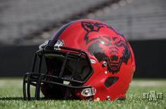 A State with the red lids #uniswag
