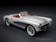 1956-1957 Chevrolet Corvette