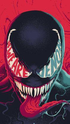 We-Are-Venom-iPhone-Wallpaper - iPhone Wallpapers Venom Comics, Marvel Venom, Marvel Villains, Marvel Art, Marvel Heroes, 1440x2560 Wallpaper, Marvel Wallpaper, Foto Do Goku, Venom Art
