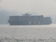 https://flic.kr/p/GjHRVa | MSC VANDYA | Type: container ship Operator: MSC Shipyard: Daewoo shipbuilding & marine engineering ltd, south korea Year build: 2012 IMO: 9484467 Flag: germany Hull no.4201 Engine: B&W 12K98MC-C7 Power output: 72026kw Speed: 24,8kn Length: 365,50m Beam: 48,40m Draught: 16m 13050TEU Container capacity at 14t:9400TEU Reefer container: 2000TEU Deadweight: 152700ton Gross tonnage: 133000ton