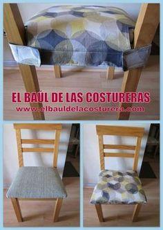 Con estas fundas para los asientos, no tienes que comprar sillas ...