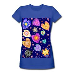 Create custom t-shirts, personalized shirts and other customized apparel at Spreadshirt. Print your own shirt with custom text, designs, or photos. Symbolic Representation, Personalized Shirts, Custom Clothes, Mystic, Mandala, Spandex, Slim, T Shirts For Women, Prints