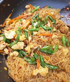 Spicy Recipes, Asian Recipes, Cooking Recipes, Ethnic Recipes, Easy Recipes, Prawn Noodle Recipes, Chinese Soup Recipes, Mie Goreng, Malay Food