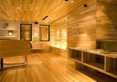 Showroom In Wood