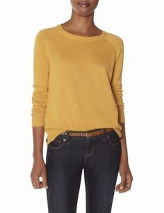 OBR Side Button Sweater from THELIMITED.com #TheLimited #TheSweaterShop