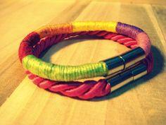 Summer Craft Bracelets