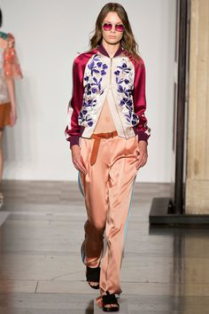 Jonathan Saunders Spring 2014 Ready-to-Wear Collection Slideshow on Style.com