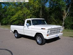 1969 ford f100  my first truck, called her LuLu