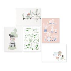 Newborn baby print A4 — Studio meez