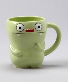 An Ugly doll mug!