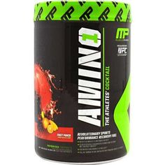 Muscle Pharm Amino. A great weight loss supplement.