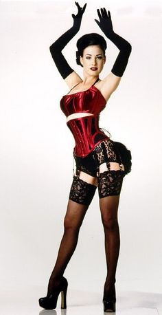 Burlesque and Cabaret or Nothing but Knickers by regina