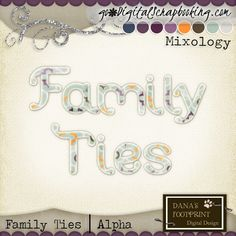 Family Ties Alpha | Mixology