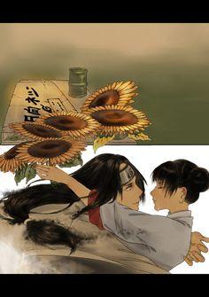 dest and most beautiful art works ive ever seen 😫😭Nejiten Tenten Y Neji, Narusaku, Gaara, Itachi, Boruto, Naruto Couples, Anime Couples, Popular Manga, One Piece Ace
