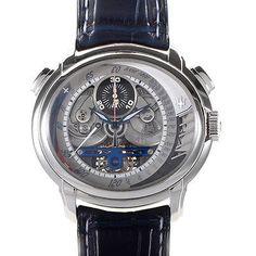 Watches Jewelry Accessories About us Policies  Audemars Piguet Millenary Maserati Tourbillon Chronograph   Condition: Unworn...
