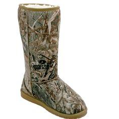 Mossy Oak® 13 inch Australian Style Boots for Women | DAWGS Footwear  I LOVE ALL THREE STYLES