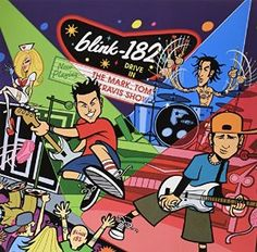 LP | Mark Tom & Travis Show - Blink 182 | € 68,50