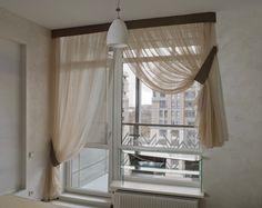 штора окно с балконной дверью - Поиск в Google