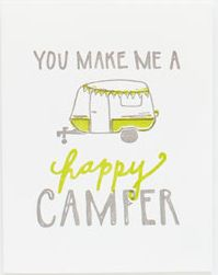 We love this sweet reminder for a special someone! Find this Southern phrase greeting card at the Southern Weddings Shop: http://www.southernweddingshop.com/products/letterpressed-greeting-card