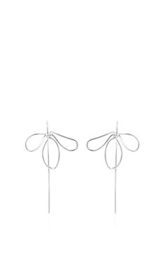 Orchid Earrings by BEAUFILLE for Preorder on Moda Operandi