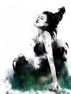 Jade by *Jungshan on deviantART