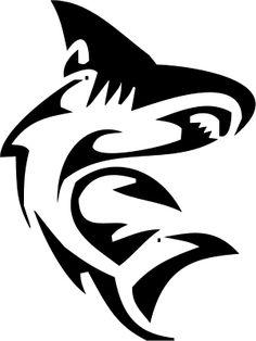 Awesome Celtic Shark. Possible Tattoo idea??