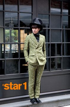 Lee Min Ho in At Star 1 December 2012