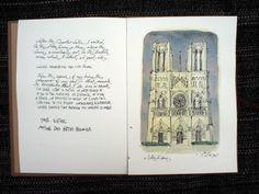Prash: Paris- Carnet de voyage by Prashant Miranda.