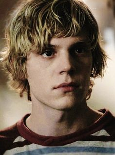 I really like Evan peters