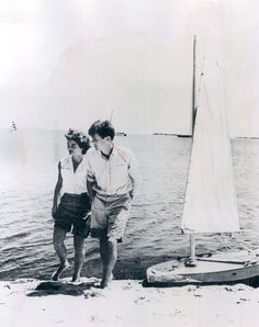 The Kennedys ---- my favorite White House couple