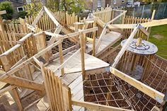 adventure playground design - Google Search
