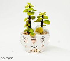 Ceramic planter by noemarin