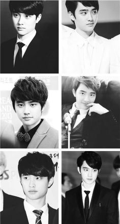 Kyungsoo - all of them completely Myungdae