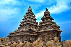 Mahabalipuram in Chennai, India