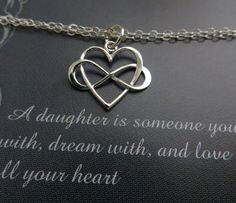 gift for daughter from mom on wedding day by thejewelrybar on Etsy