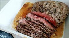Připravte si šťavnatý roastbeef jako z nejlepší restaurace. Jednoduchý recept s fotografiemu najdete na našem blogu.