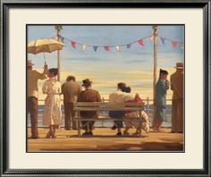 Jack Vettriano the Pier painting is available for sale; this Jack Vettriano the Pier art Painting is at a discount of off. Jack Vettriano, Framed Art Prints, Framed Artwork, Poster Prints, Wall Art, Edward Hopper, The Singing Butler, Art Encadrée, Kunst Poster