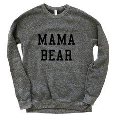 Mama Bear Comfy Fleece
