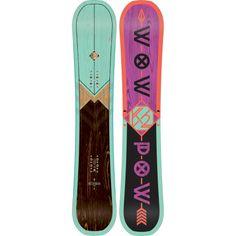 K2 Snowboards Wow Pow Snowboard - Women's