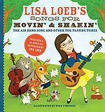 Lisa Loeb's Songs For Movin' & Shakin' - at MusicK8.com