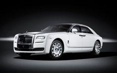 Rolls royce ghost 2016 model  #2016 #Car #Ghost #Luxury #Rolls_Royce #Vehicle #White
