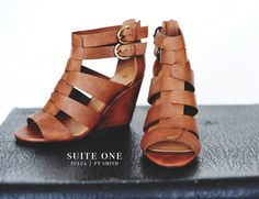 natural sandal wedge heel » spring 2014 women's fashion