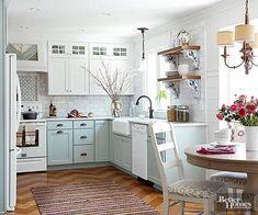 Gorgeous Small Kitchen Remodel Ideas 35