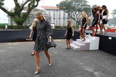 Maria Sharapova Photos - BNP Paribas WTA Finals: Singapore 2015 - Previews - Zimbio