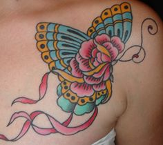 This was the tattoo that made me decide on Saira as the artist to do my back